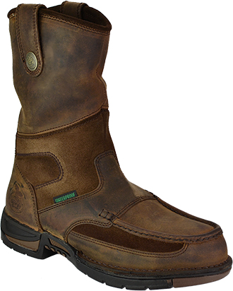 "Men's Georgia Boot 9"" Steel Toe WP Work Boot G4603"