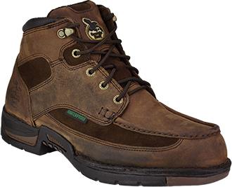 "Men's Georgia Boot 6"" Steel Toe WP Work Boot G7603"