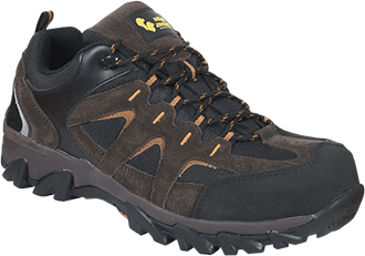 Men's Golden Retriever Steel Toe Hiker Work Shoe 1355