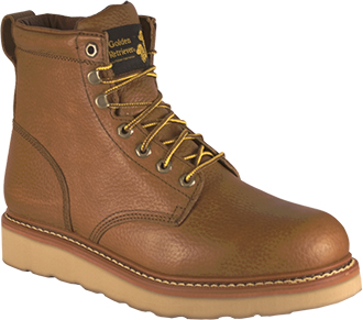 "Men's Golden Retriever 6"" Steel Toe Work Boot 6559"