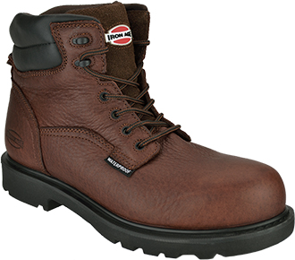 "Men's Iron Age 6"" Composite Toe WP Metal Free Work Boot IA0160"