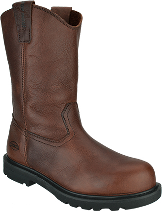 "Men's Iron Age 11"" Composite Toe Wellington Metal Free Work Boot IA0194"