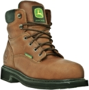 John Deere Steel Toe Boots and John Deere Composite Toe Boots at Steel-Toe-Shoes.com.