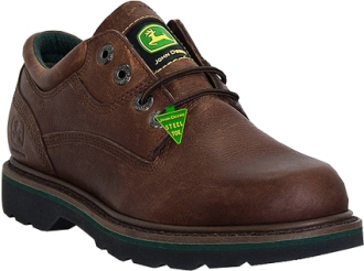 Men's John Deere Steel Toe Work Shoe JD7323