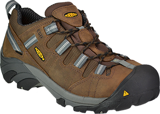 Men's Keen Steel Toe Work Shoe 1007012Catalog Edit - Not Waterproof