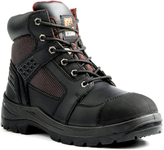 "Men's Kodiak 6"" Steel Toe Work Boot 314061"
