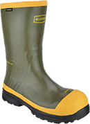 Steel Toe Rubber Boots and Composite Toe Rubber Boots