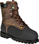 "Men's LaCrosse 8"" Composite Toe Metguard Miner WP Work Boot 00552085"