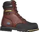 "Men's LaCrosse 8"" Steel Toe WP Work Boot 464510"