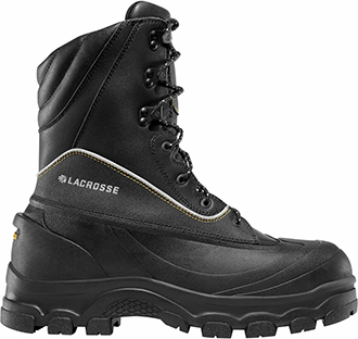 "Men's LaCrosse 10"" Composite Toe WP/Insulated Work Boot 464550"