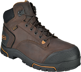 "Men's LaCrosse 6"" Steel Toe WP Metguard Work Boot 460051"