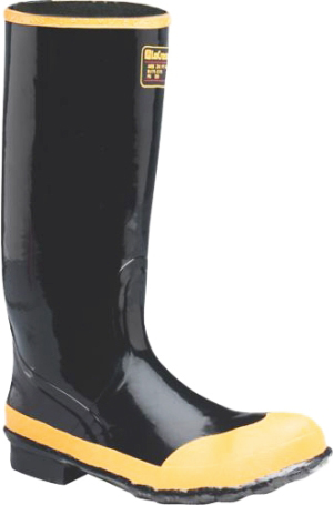 "Men's LaCrosse 16"" Steel Toe WP Rubber Work Boot 24009043"