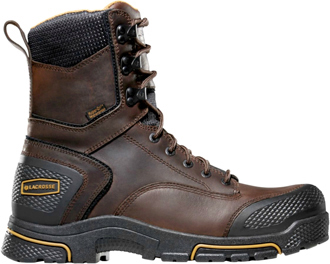 "Men's LaCrosse 8"" Steel Toe WP Work Boot 460030"