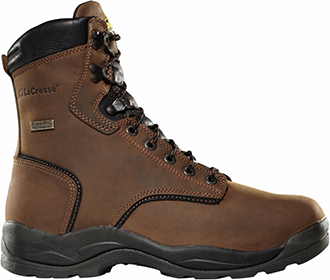 "Men's LaCrosse 8"" Steel Toe WP Work Boot 480002"