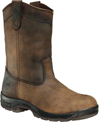 """Men's LaCrosse 11"""" Steel Toe Wellington Work Boot 670010"""