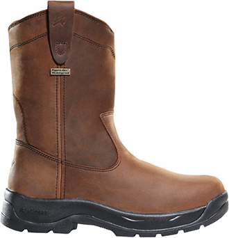 "Men's LaCrosse 11"" Steel Toe WP Wellington Work Boot 670030"
