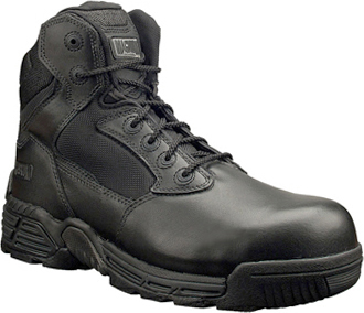 "Men's Magnum 6"" Composite Toe Metal Free Side-Zipper Boot 5312"