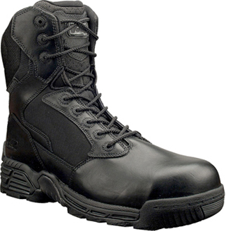 "Men's Magnum 8"" Composite Toe WP Metal Free Side-Zipper Boot 5866"