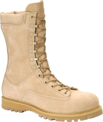 "Men's Corcoran 10"" Composite Toe WP/Insulated Boot (U.S.A.) 4402494"