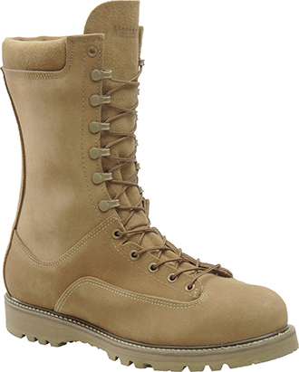 "Men's Corcoran 10"" Composite Toe WP/ Insulated Boot (U.S.A.) CV3494"