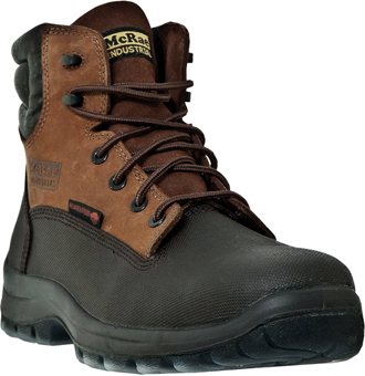 "Men's McRae Industrial 6"" Composite Toe Work Boot MR86604"