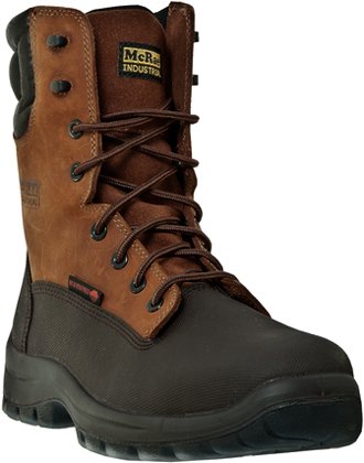 "Men's McRae Industrial 8"" Composite Toe Work Boot MR88604"
