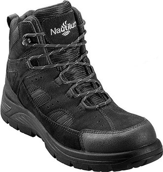 Men's Nautilus Composite Toe WP Metal Free Work Boot 9548