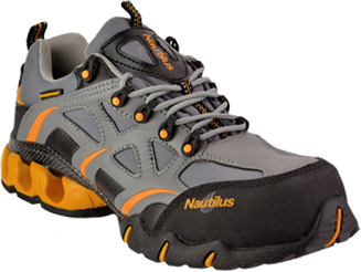 Men's Nautilus Composite Toe WP Metal Free Work Shoe 1800