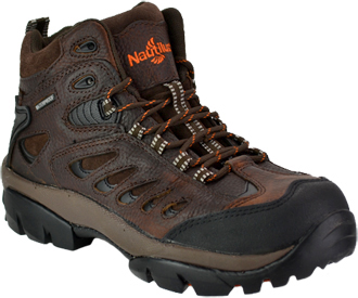 Men's Nautilus Steel Toe WP Work Shoe 9546