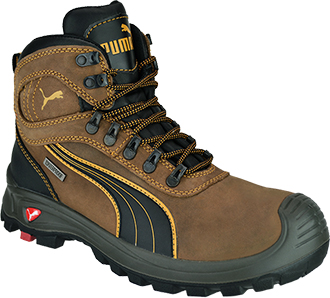 "Men's Puma 6"" Composite Toe WP Work Boot 630225"