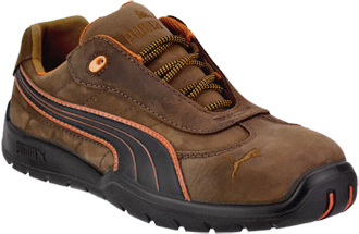 Men's Puma Steel Toe Work Shoe 642205