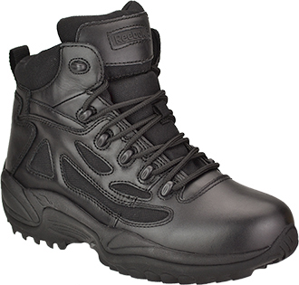 "Men's Reebok 6"" Composite Toe Metal Free Side-Zipper Work Boot RB8674"