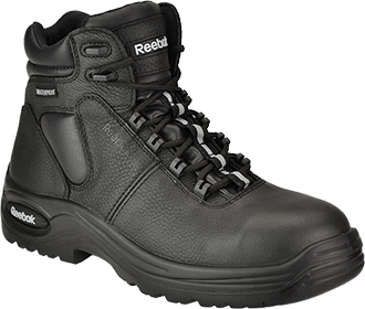 "Men's Reebok 6"" Composite Toe WP Metal Free Work Boot RB6765"