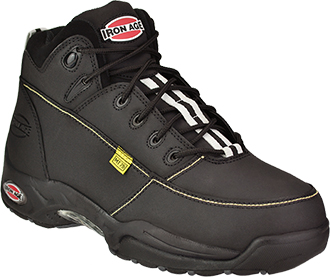 "Men's Iron Age 6"" Steel Toe Metguard Work Boot IA3288"