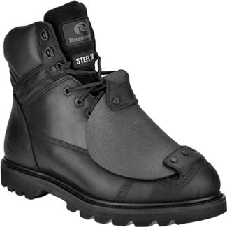 "Men's Roadmate 8"" Steel Toe Metguard Work Boot (Closeout) Z-RM-Hammond"