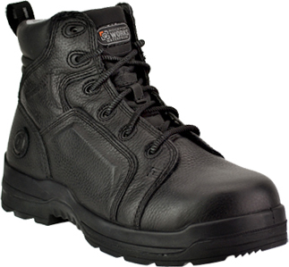 "Men's Rockport 6"" Composite Toe WP Metal Free Work Boot RP6635"