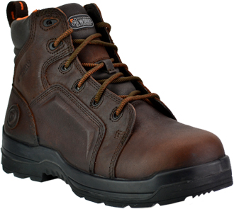 "Men's Rockport 6"" Composite Toe WP Metal Free Boot RP6640"