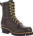 "Men's Rocky 9"" Composite Toe WP/Insulated Logger Work Boot 6543"