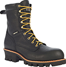 "Men's Rocky 9"" Composite Toe WP Logger Work Boot 6544"