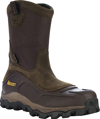 "Men's Rocky 10"" Composite Toe WP/Insulated Work Boot 6559"