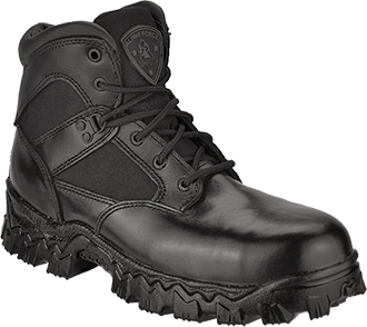 "Men's Rocky 6"" Composite Toe WP Work Boot 6167"