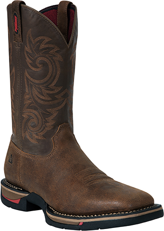 "Men's Rocky 12"" Steel Toe WP Western Work Boot 6654"