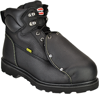 "Men's Iron Age 6"" Steel Toe Metguard Work Boot IA5016"