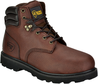 "Men's Rucks 6"" Steel Toe Work Boot R5020"