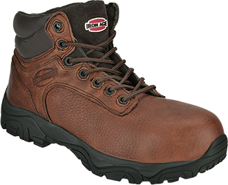 "Men's Iron Age 6"" Composite Toe Metal Free Work Boot IA5002"