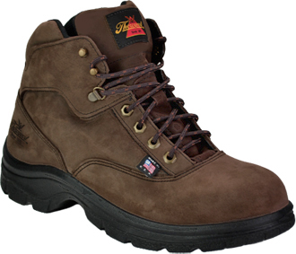 "Men's Thorogood 6"" Steel Toe Work Boot (U.S.A.) 804-4890"