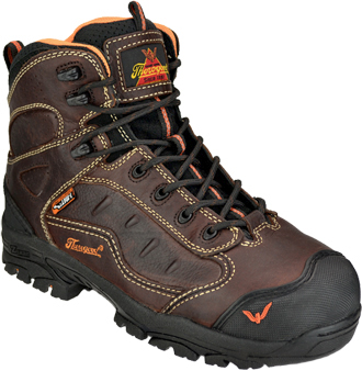Men's Thorogood Composite Toe Metguard Work Boot 804-4043