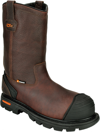 "Men's Thorogood 10"" Composite Toe WP Metal Free Wellington Work Boot 804-4450"