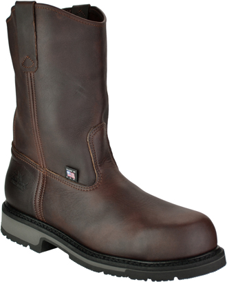Mens Thorogood Composite Toe Wellington Work Boots 804 4211 L