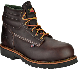 "Men's Thorogood 6"" Composite Toe Work Boot 804-4366 (U.S.A.)"
